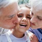 grandparent-kiss
